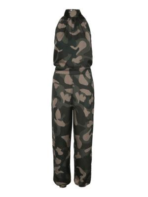 Lennox Jumpsuit – Camouflage XL
