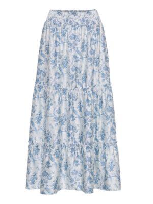 Ruffle Boheme Skirt – Provence (primary)
